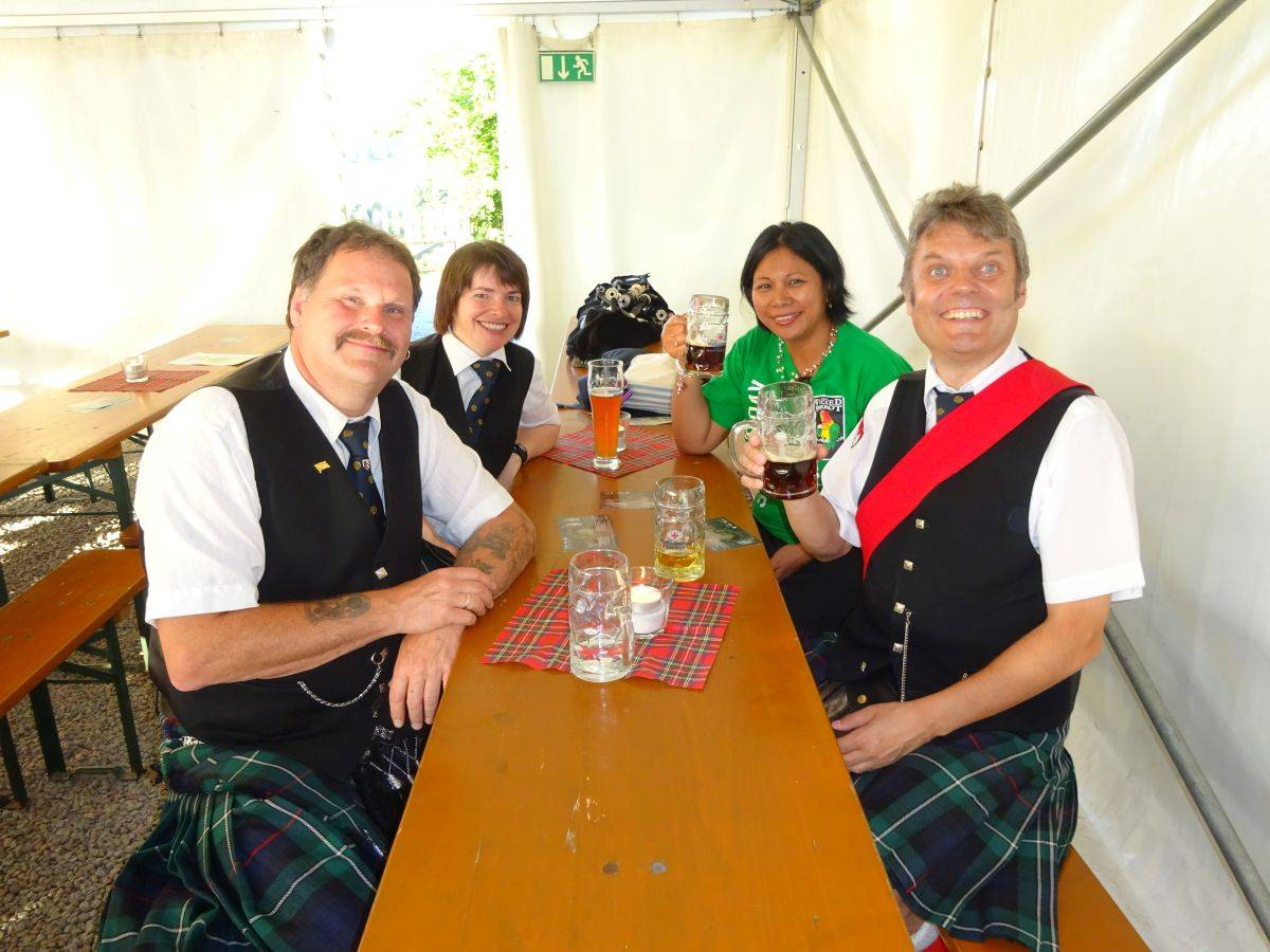 Highland Games Guteneck - 1